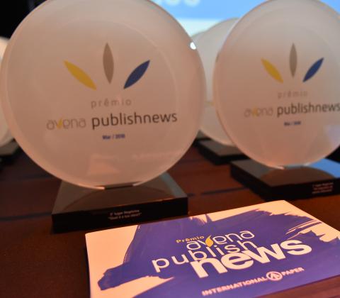 Prêmio Avena PublishNews 2018