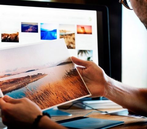 A impressão digital Fine Art